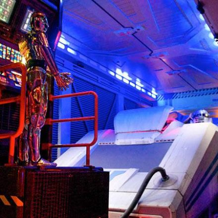 Star Tours Transcript