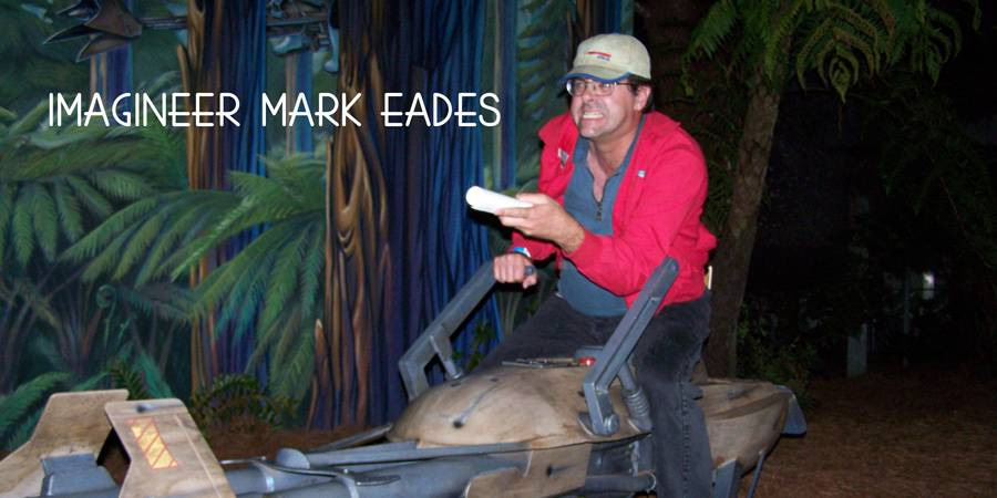 Interview: Mark Eades