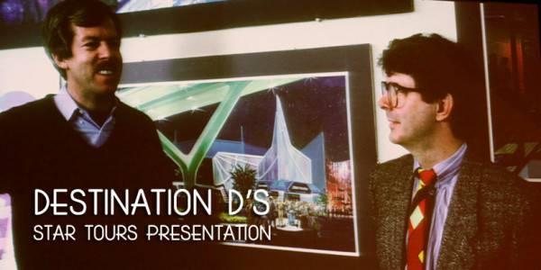 Destination D's Star Tours Presentation