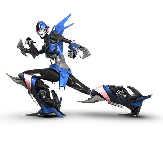 Autobot-Arcee