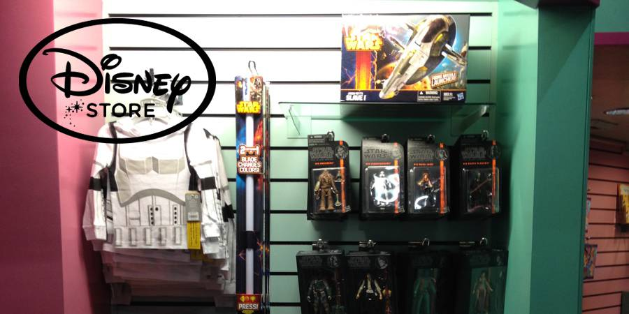 Star Wars Disney Store Disney Store Now Selling Star