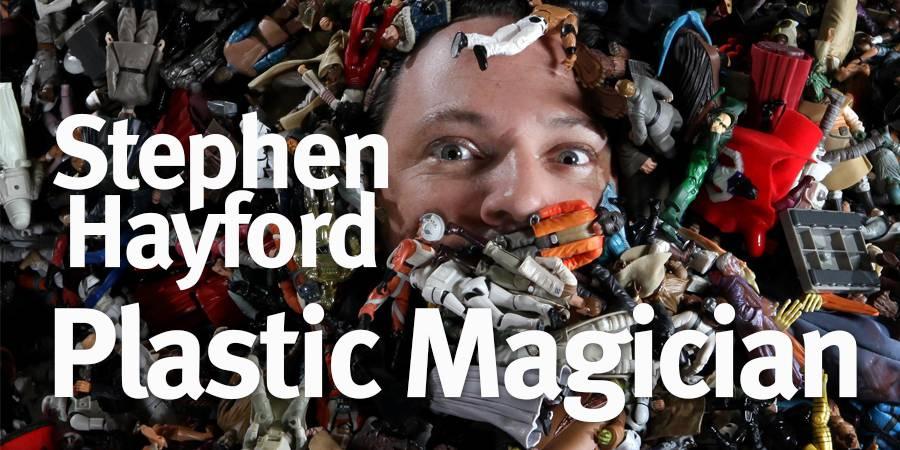 Q&A with Diorama Artist – Stephen Hayford