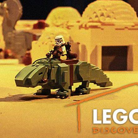 LEGO Star Wars invades Chicago