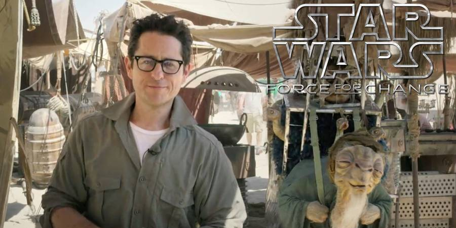 Star Wars: Force for Change campaign's final week