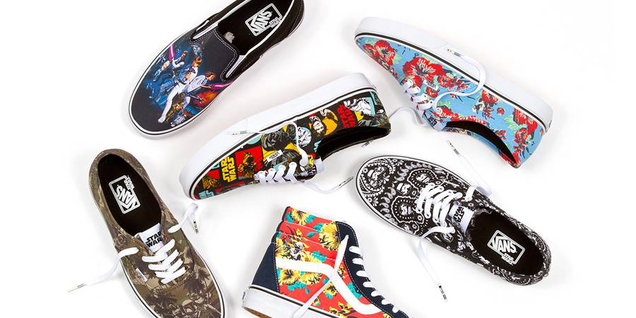 VANS shoes to Release STAR WARS collection