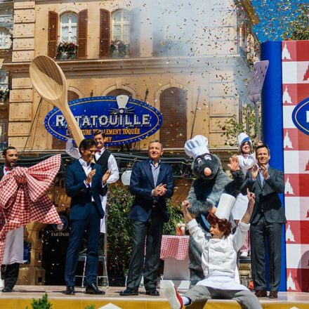 Ratatouille Opening Event