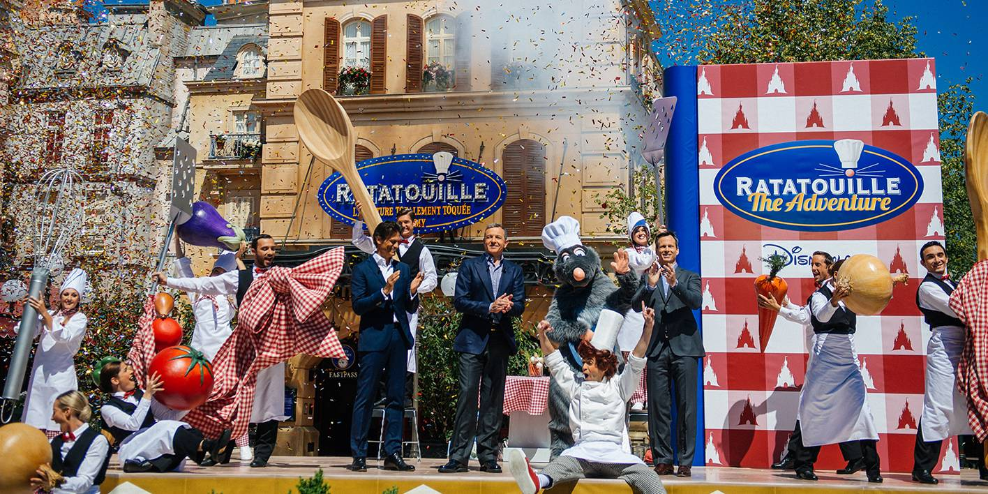 Ratatouille Opening Event