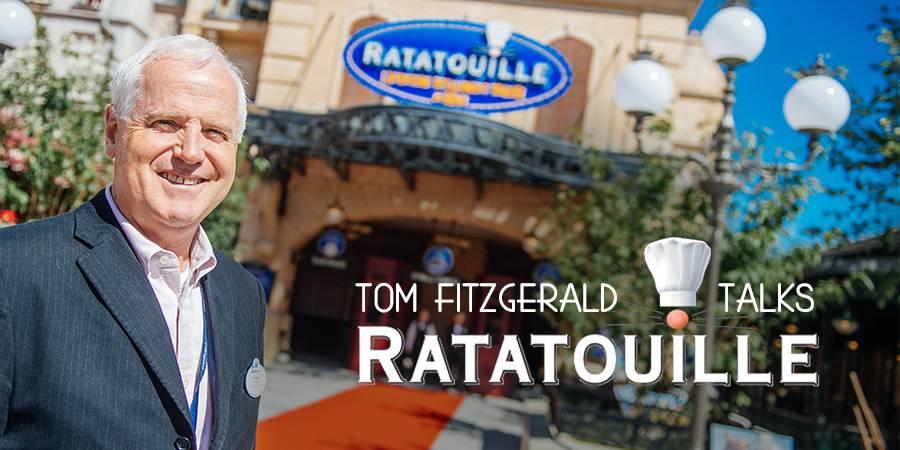 Tom Fitzgerald talks Ratatouille