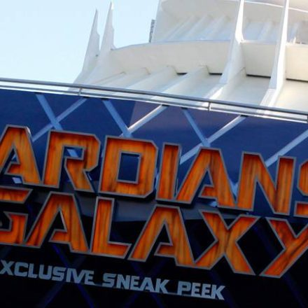 Guardians of the Galaxy Hits Tomorrowland