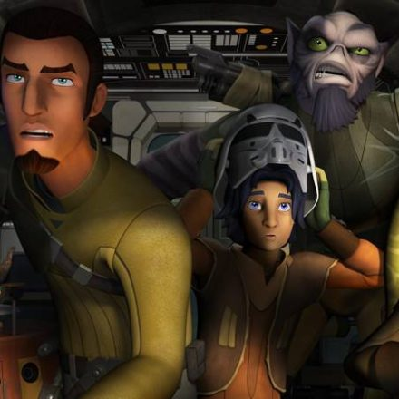 ABC TO AIR Rebels on 10/26 with a scene featuring Darth Vader