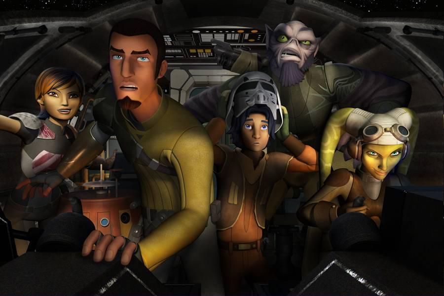 Rebels-crew
