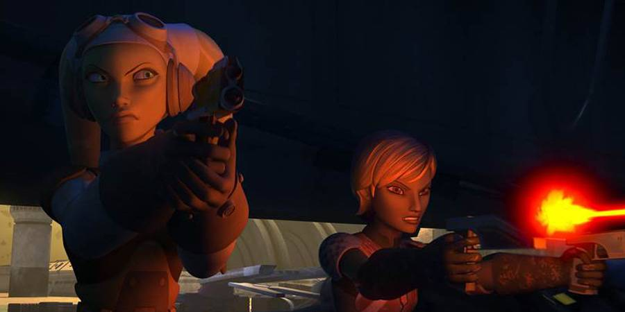 """STAR WARS REBELS: """"Out of Darkness"""""""