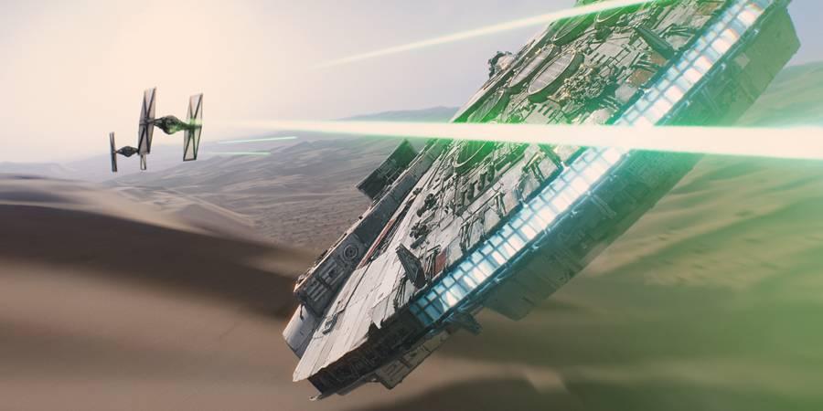 Star Wars: The Force Awakens – Teaser Trailer