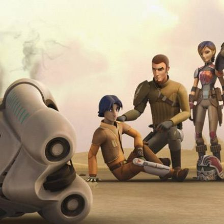 "Star Wars Rebels ""Vision of Hope"""