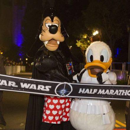 Star Wars Half Marathon Weekend Recap