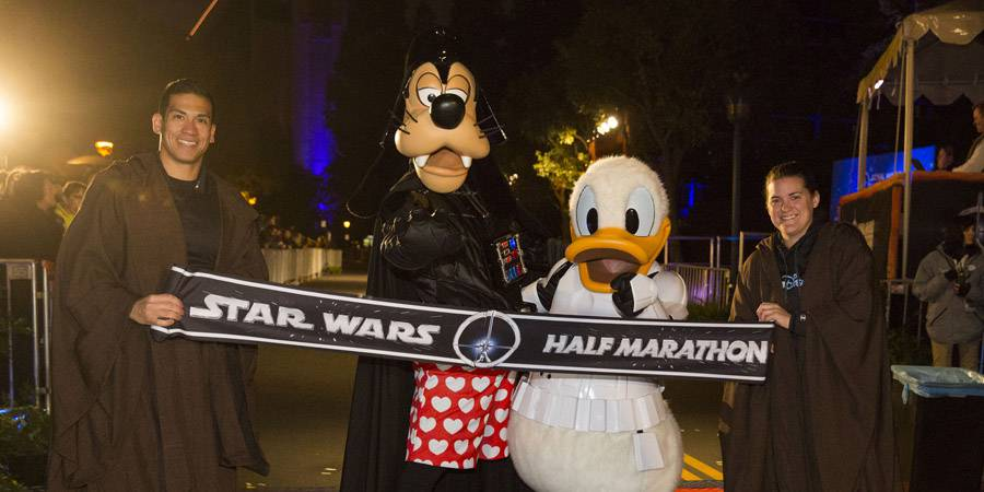 Star Wars Half Marathon Weekend Recap