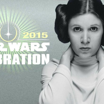 Carrie Fisher joins Celebration Line-up