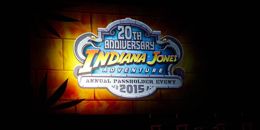 Indiana Jones 20 Years of Adventure Recap