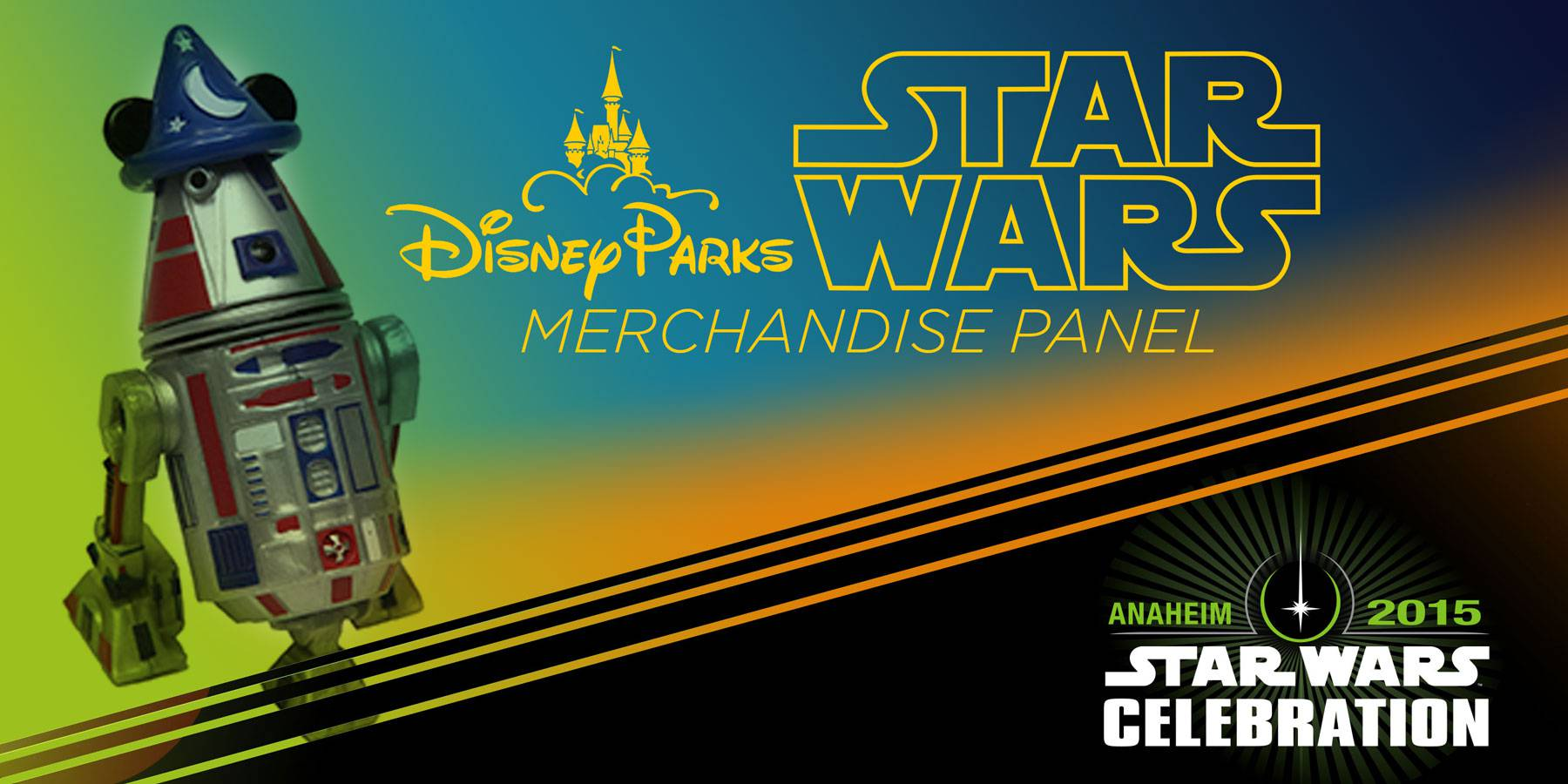 Disney Parks & SW Merch Panel