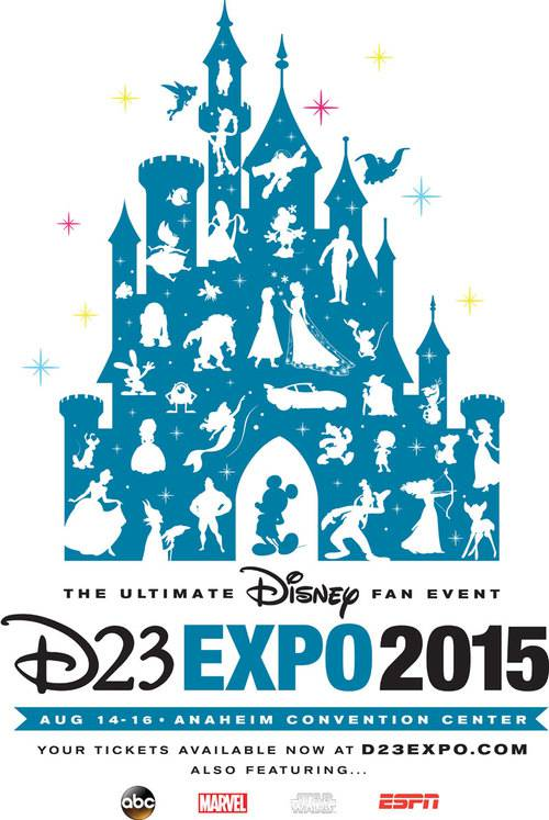 D23Expo2015_poster