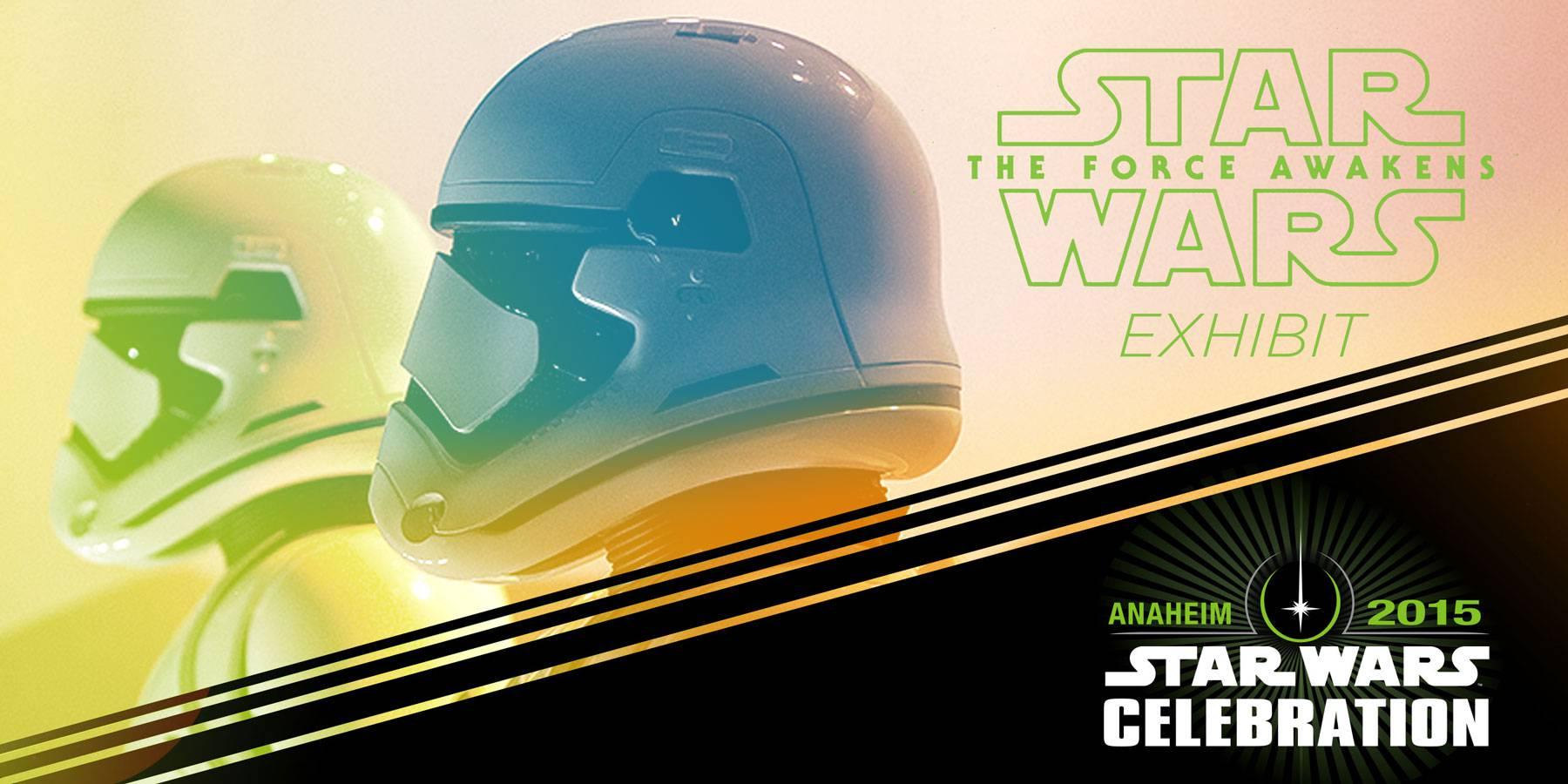 The Force Awakens Exhibit