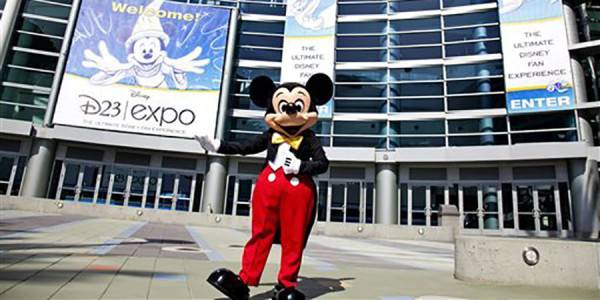 D23 Expo 2009