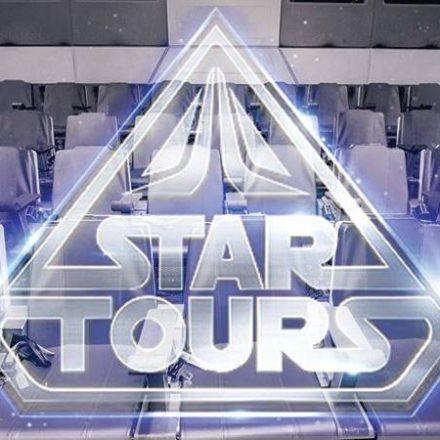 Star Tours buzz in Paris