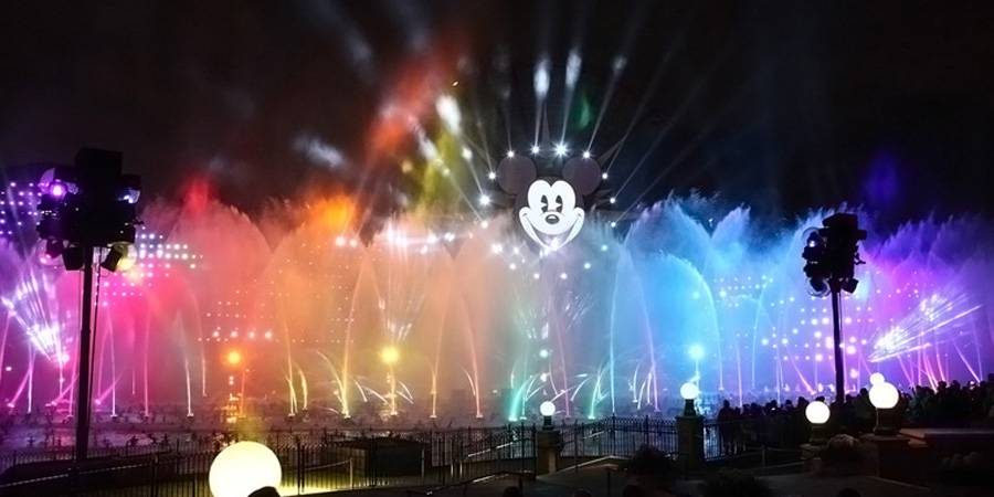Disneyland 60th: World of Color – Celebrate!