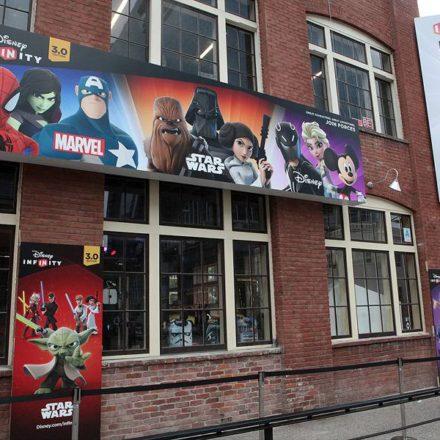 SDCC2015: Disney Infinity Pop Up Shop