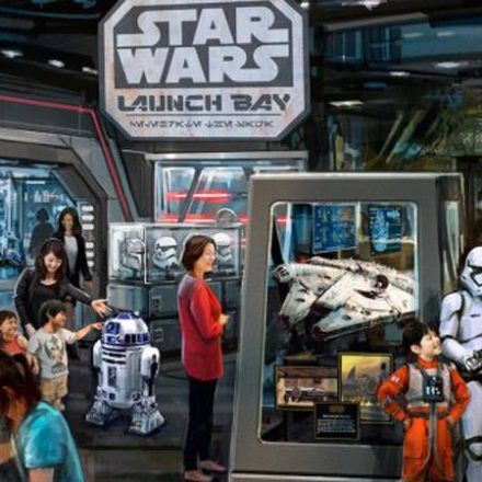 Star Wars Launch Bay launching in U.S. Parks
