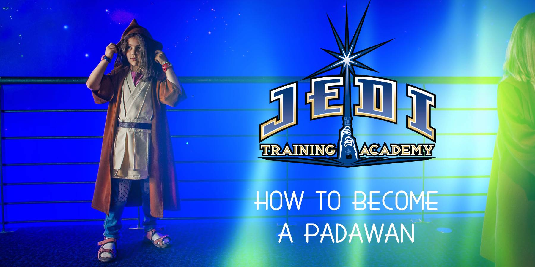 How to become a Padawan