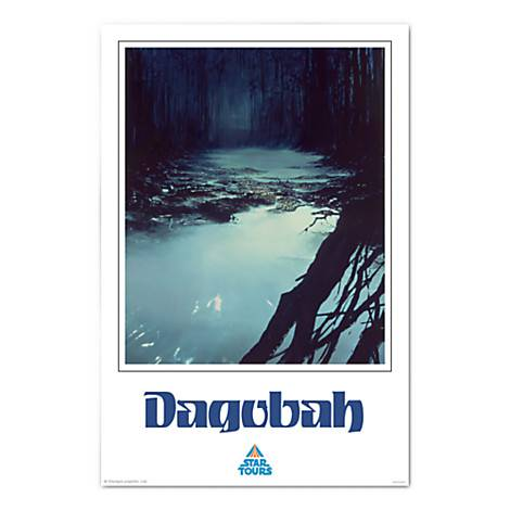 Dagobah-poster
