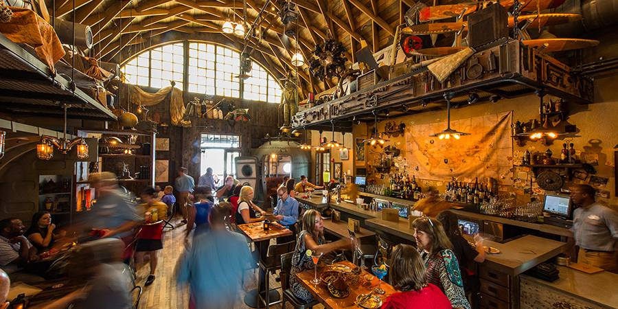 Indiana Jones Themed Bar Opens in WDW
