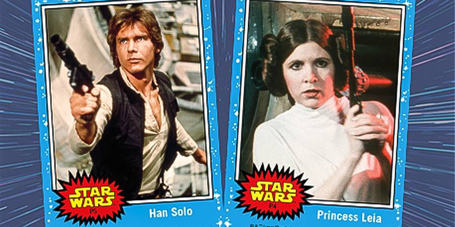 Star Wars Insider and Topps Unite for STAR WARS Trading Card Exclusive!