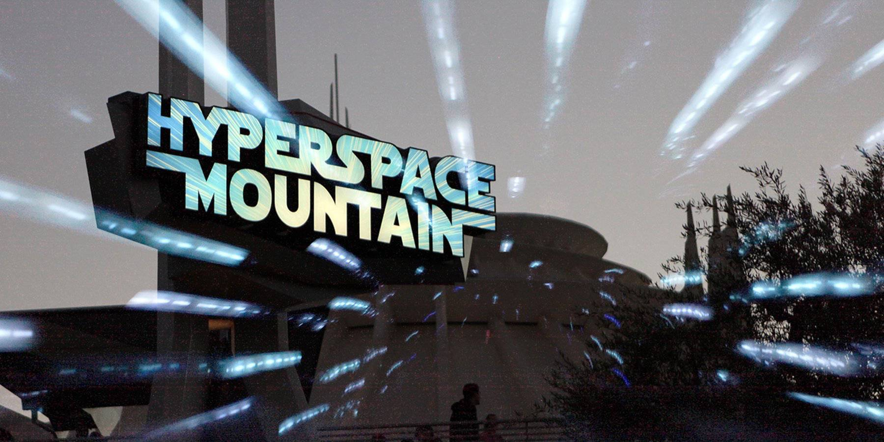 Ride Review: Hyperspace Mountain