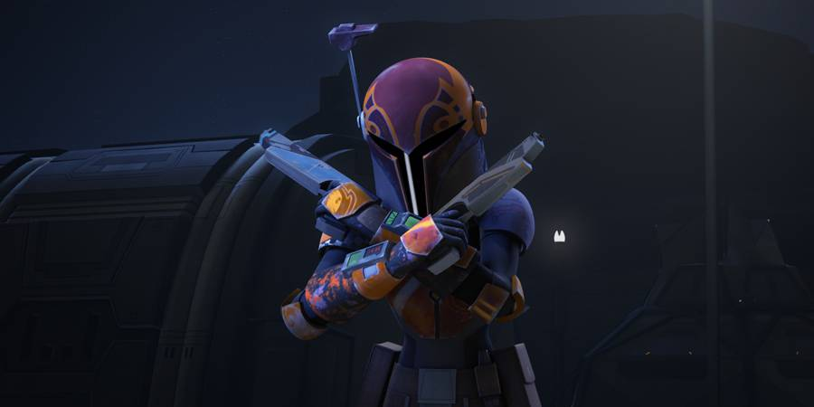 """Star Wars Rebels """"The Protector of Concord Dawn"""""""