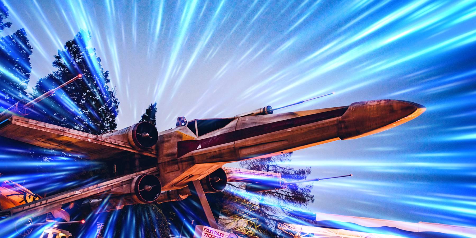 Final, Final Flight To Endor
