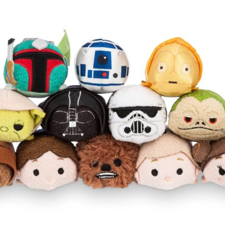 Disney Store announces Star Wars Tsum Tsum