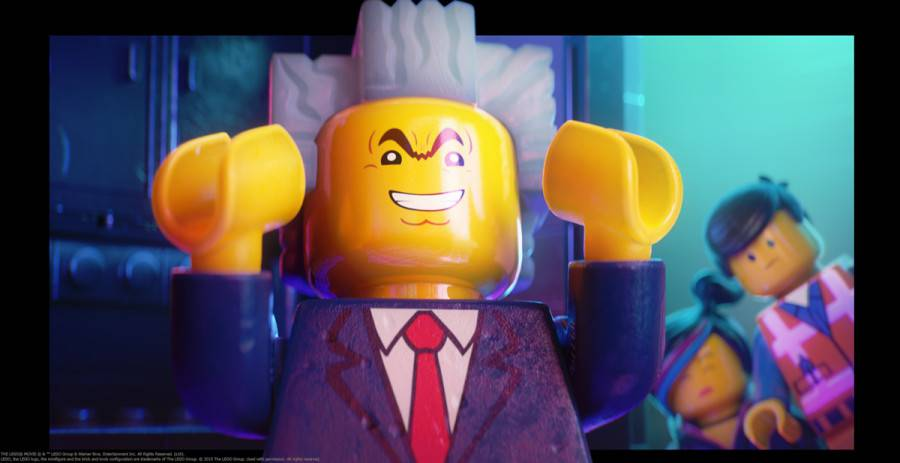 The LEGO Movie 4D An All New Adventure Debuts – EndorExpress