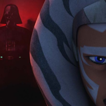 "STAR WARS REBELS ""Shroud of Darkness"""