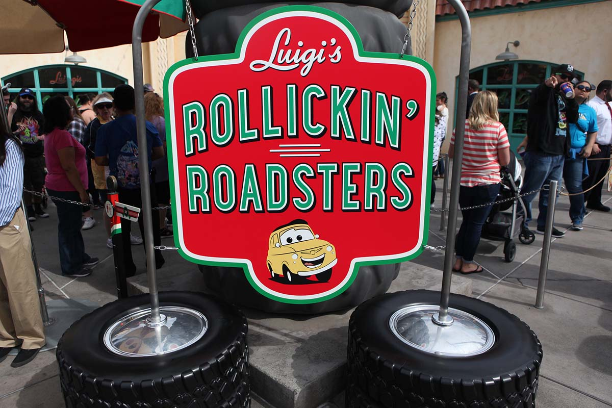 Luigi's Rollickin' Roadsters – Review