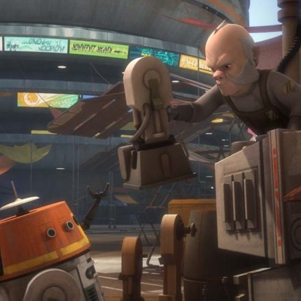 "STAR WARS REBELS ""The Forgotten Droid"""