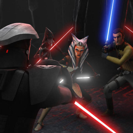 "STAR WARS REBELS – ONE-HOUR SEASON TWO FINALE ""Twilight of the Apprentice: Part I and II"""