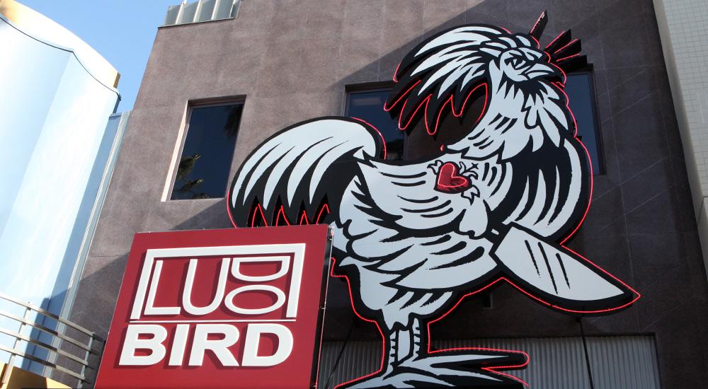 Universal Studios Hollywood: LudoBird Grand Opens
