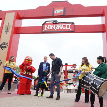 NINJAGO WORLD OPENS AT LEGOLAND CALIFORNIA