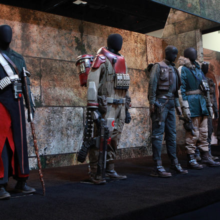 SDCC 2016: Costumes of Rogue One