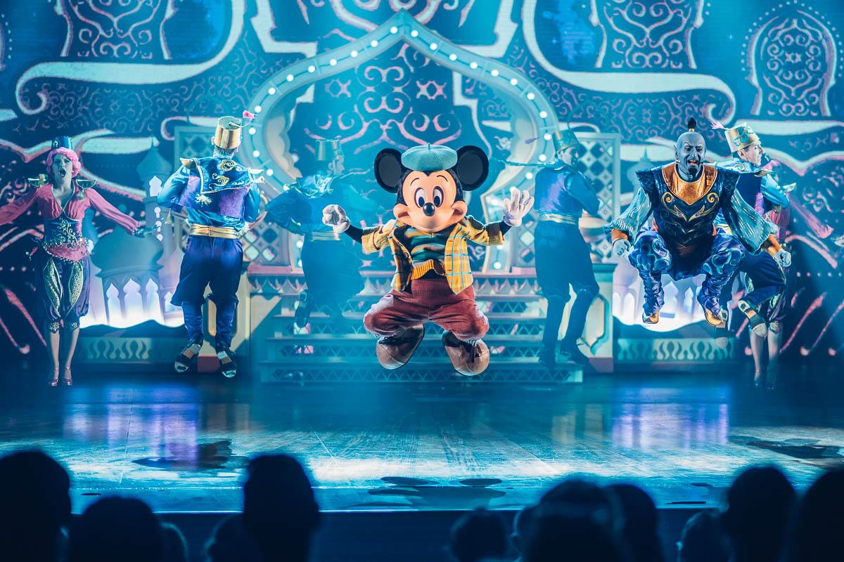 Mickey & The Magician