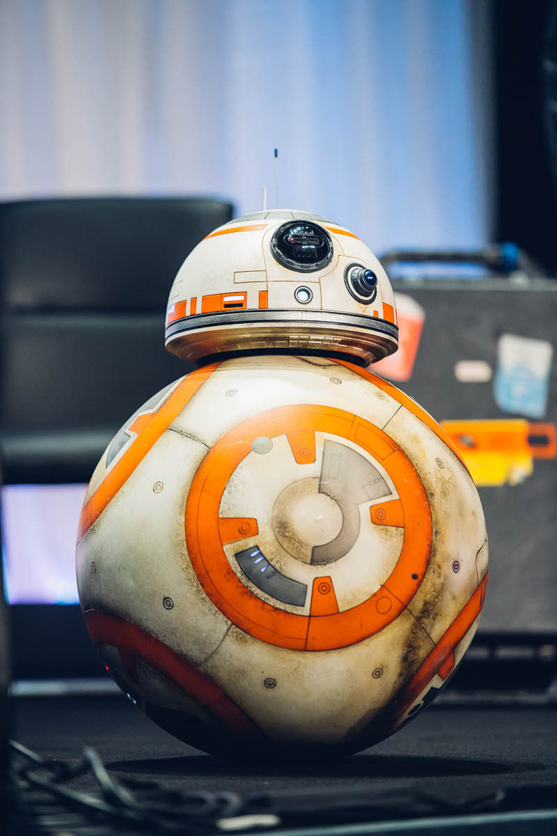 The Red Carpet BB-8