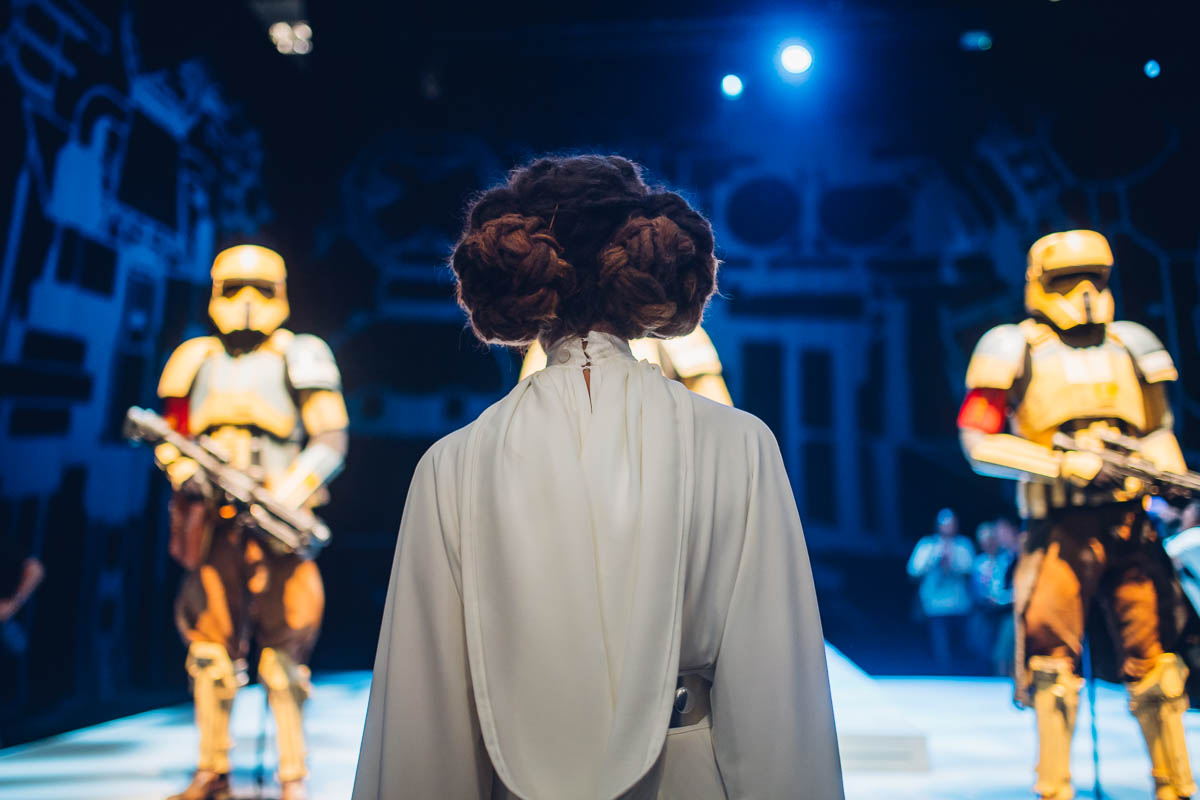 SWCE: Costumes of Rogue One