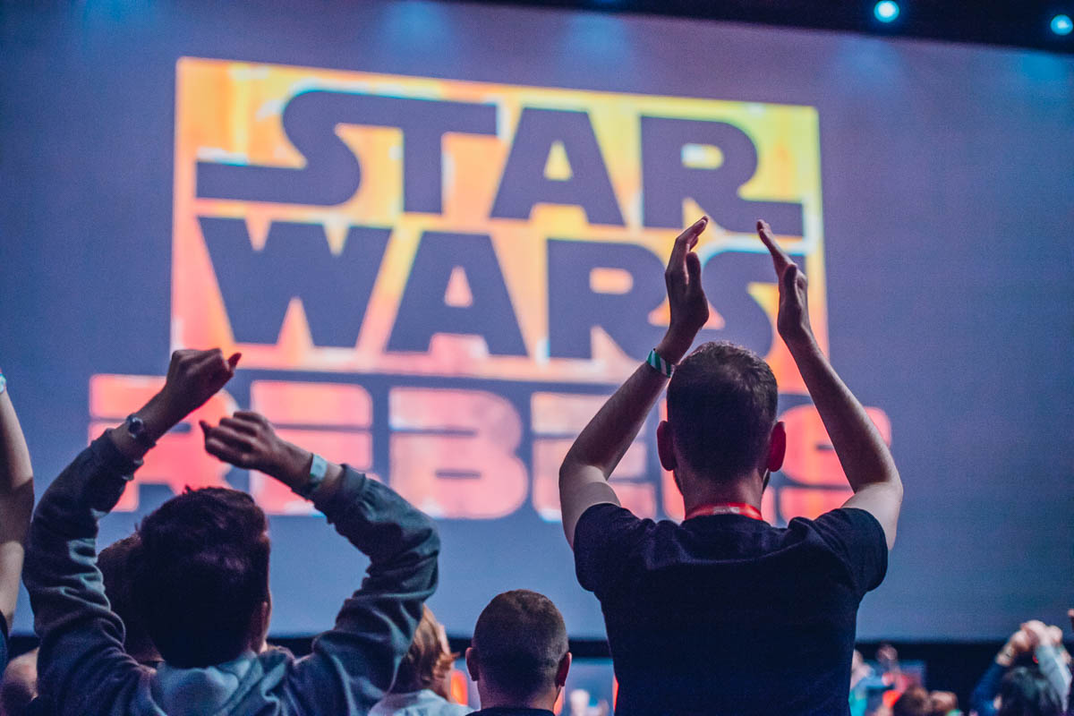 SWCE: Star Wars Rebels Panel